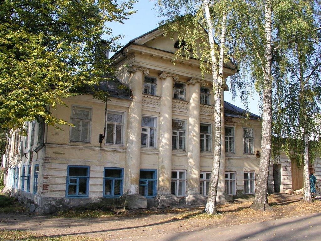 Часовня Ксении Петербургской (Осташков)