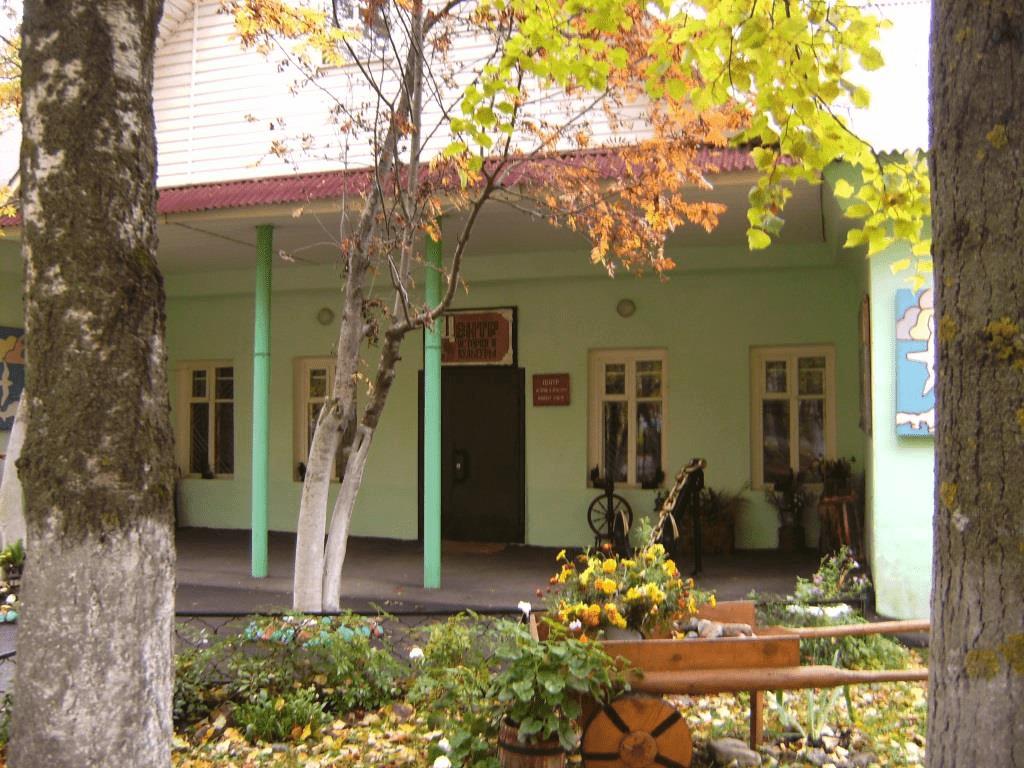 Центр истории и культуры Шекснинского района (Вологодская область)