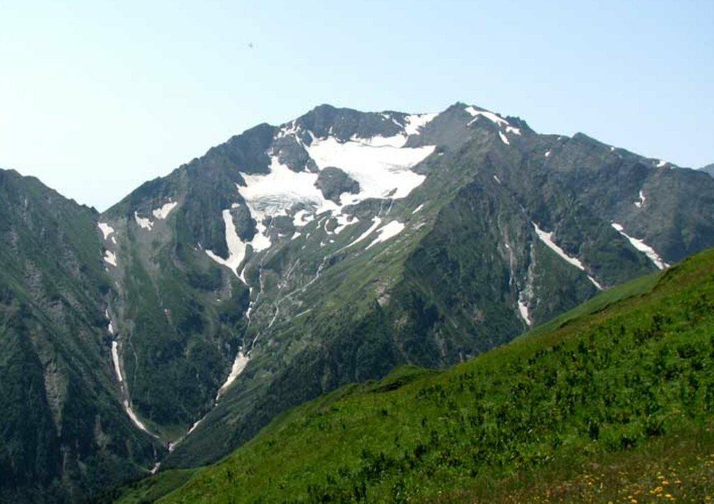 Гора Тыбга (Адыгея)