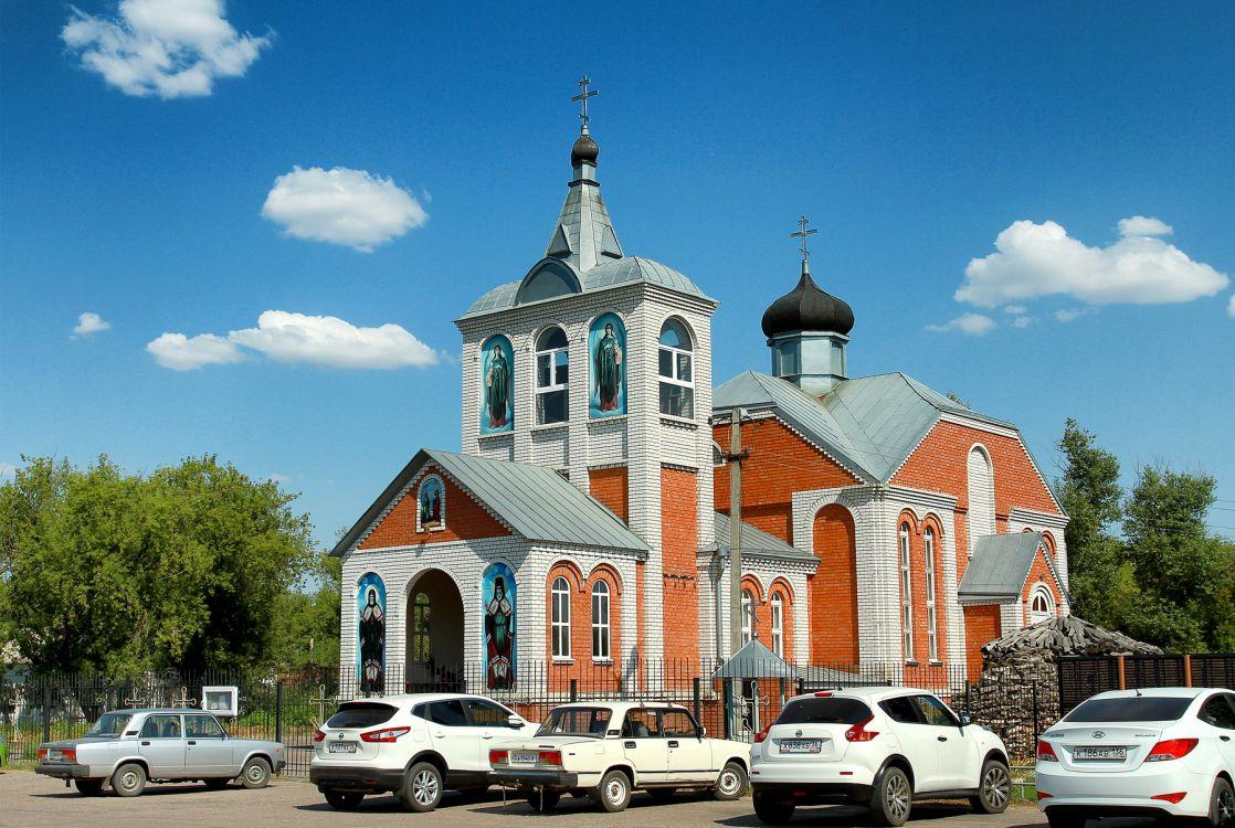 Церковь Космы и Дамиана (Третьяки) (Борисоглебск)