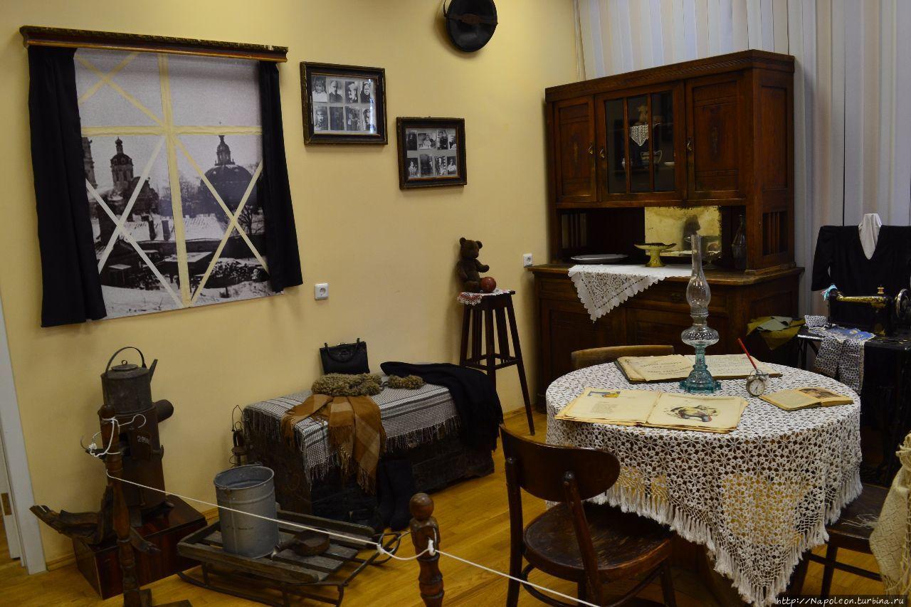 Шатковский Детский музей имени Тани Савичевой (Нижегородская область)