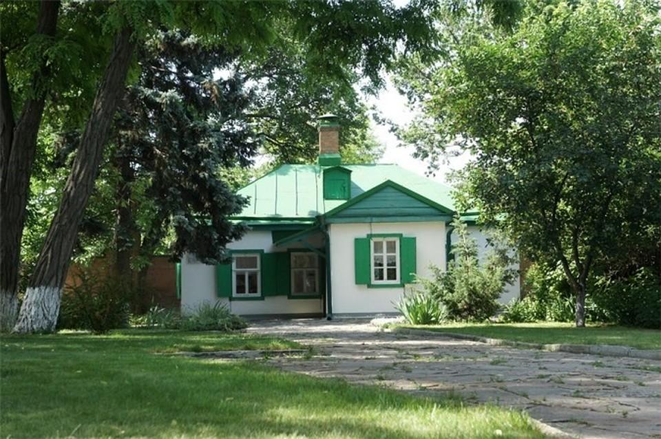 Домик Чехова (Таганрог)