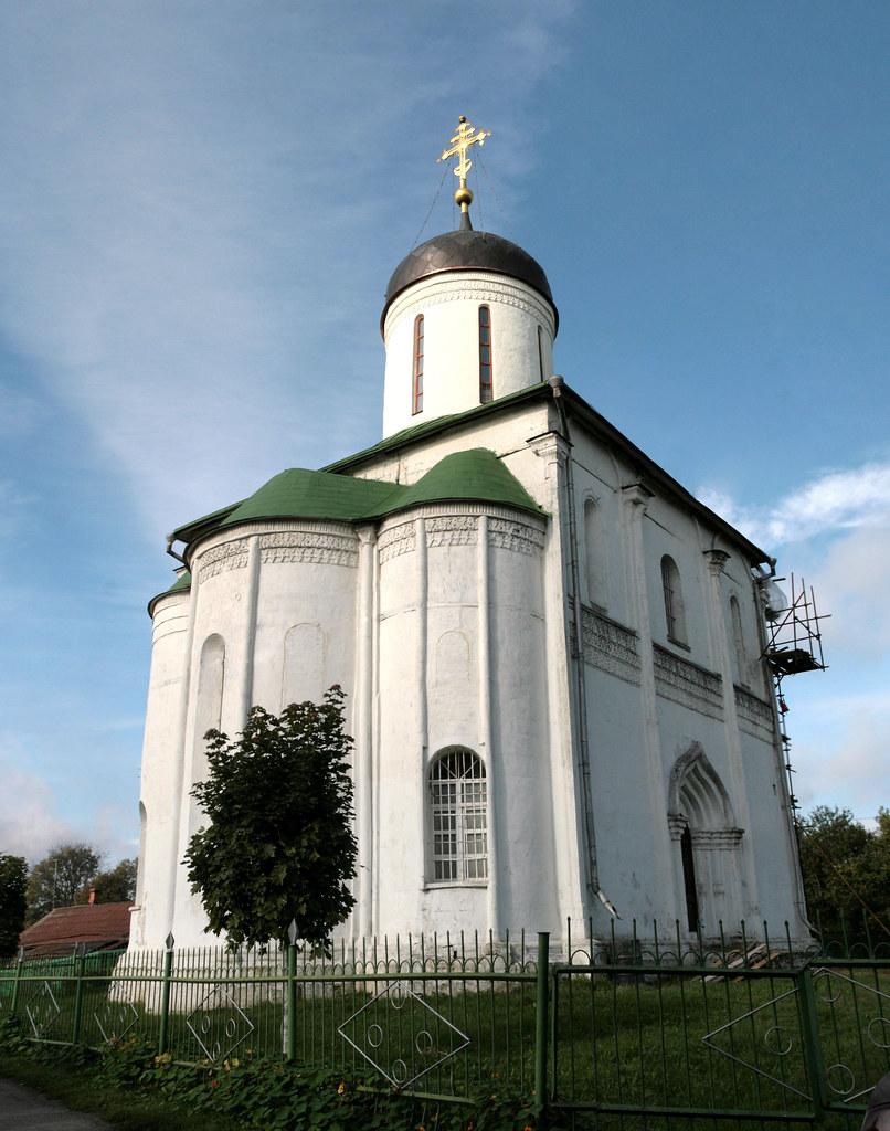 Собор Успения Богородицы на Городке (Звенигород)
