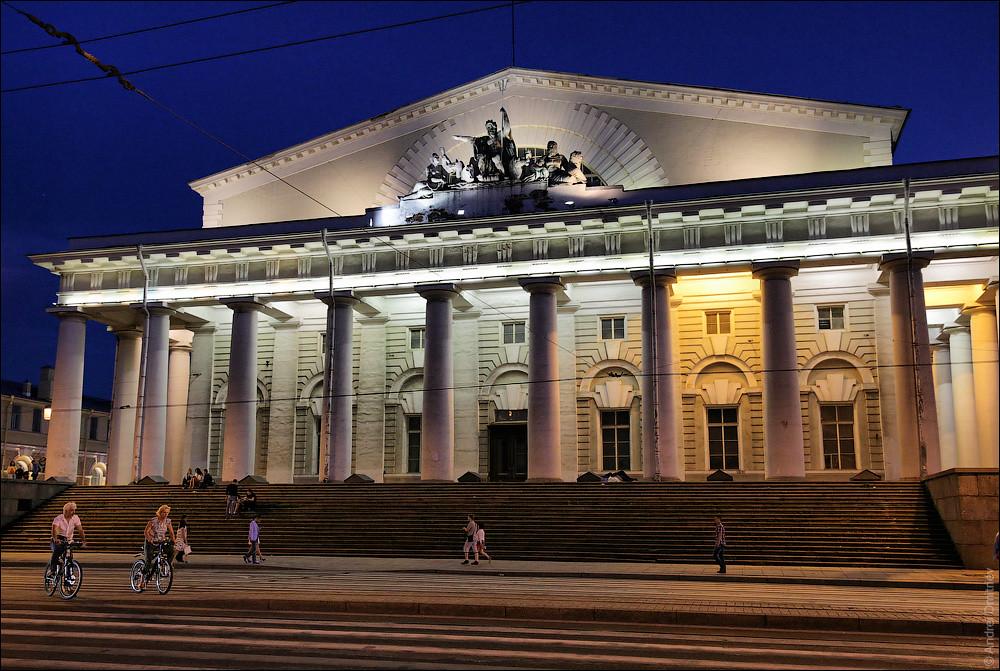 Здание Биржи (Санкт-Петербург)