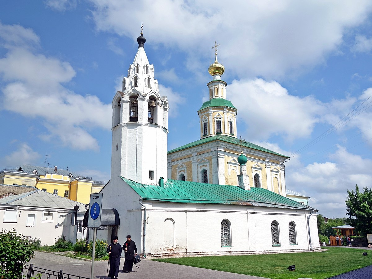 Георгиевская церковь (Владимир)