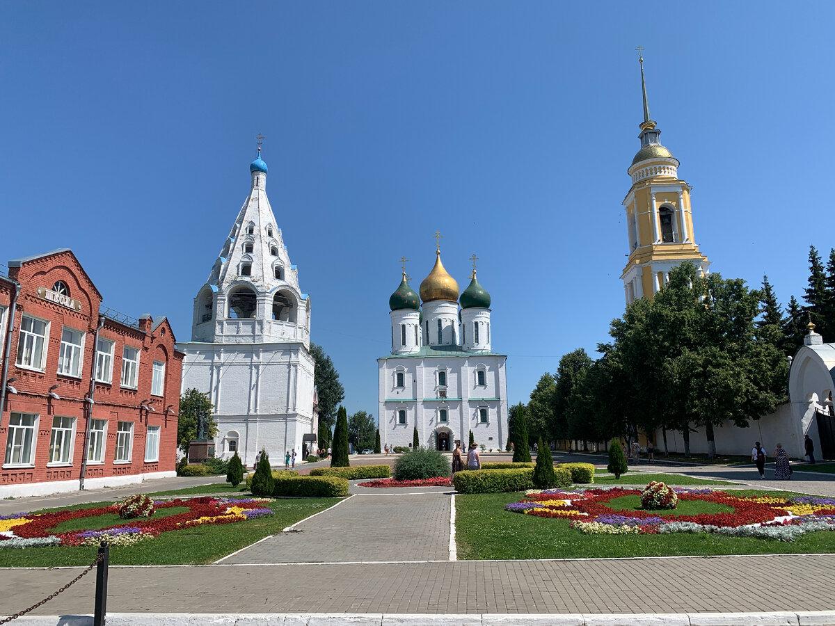 Никольская церковь в кремле (Коломна)