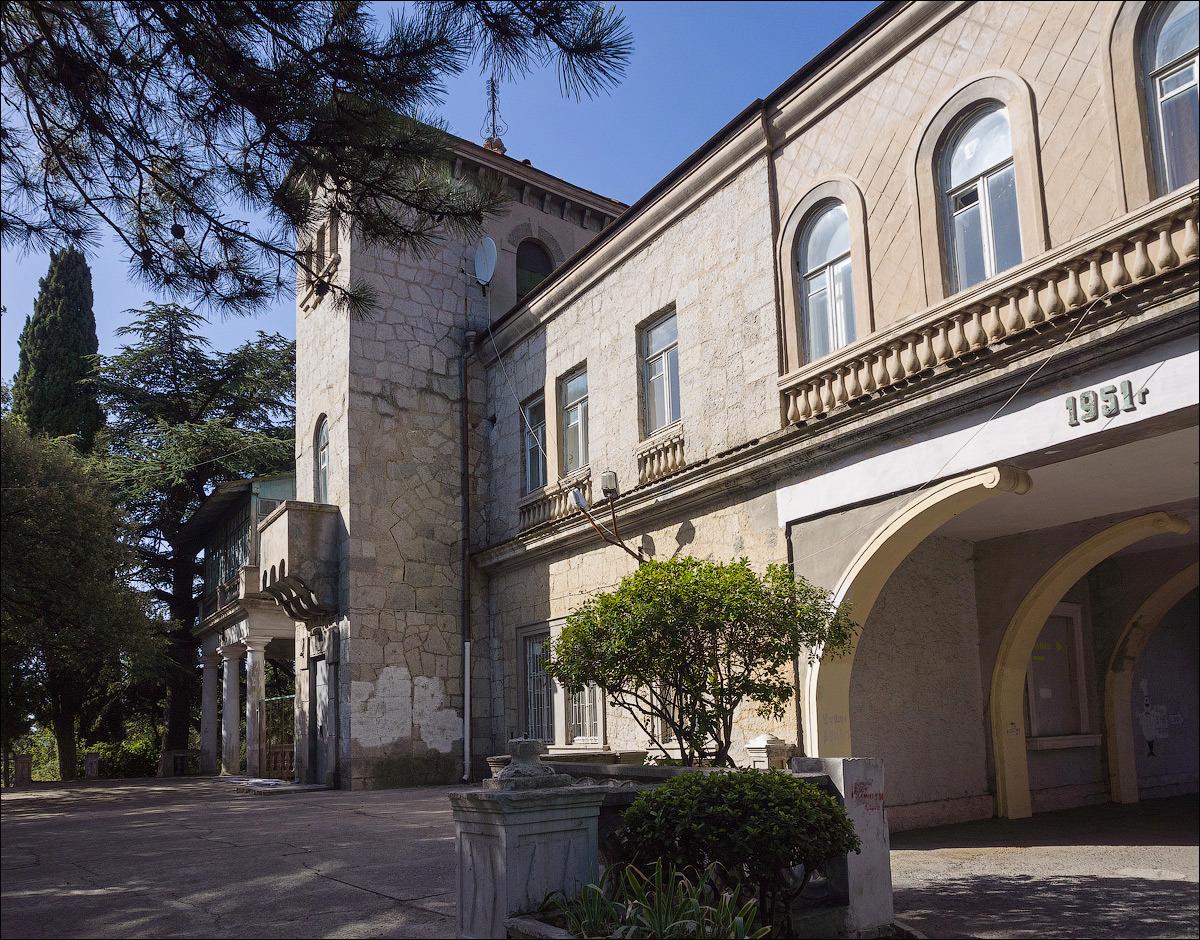Дом Вегенера (Ялта)