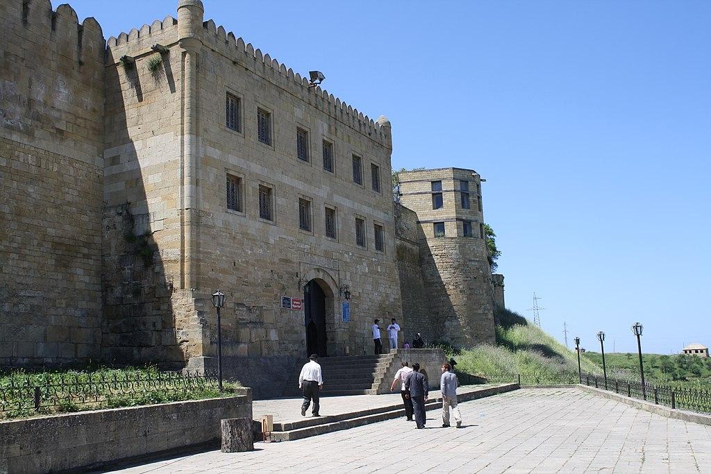 Крепость Нарын-Кала (Дербент)