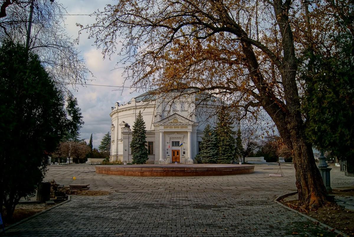 Исторический бульвар Севастополя (Севастополь)