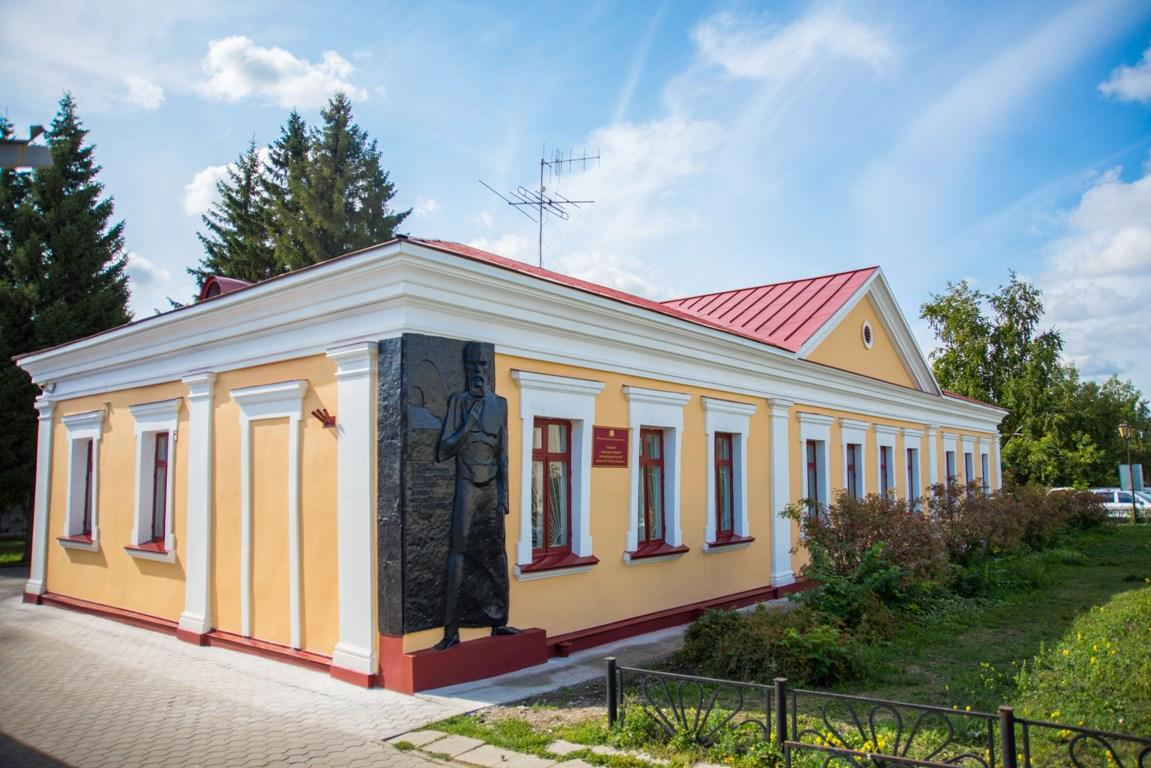 Литературный музей им.Ф. М. Достоевского (Омск)