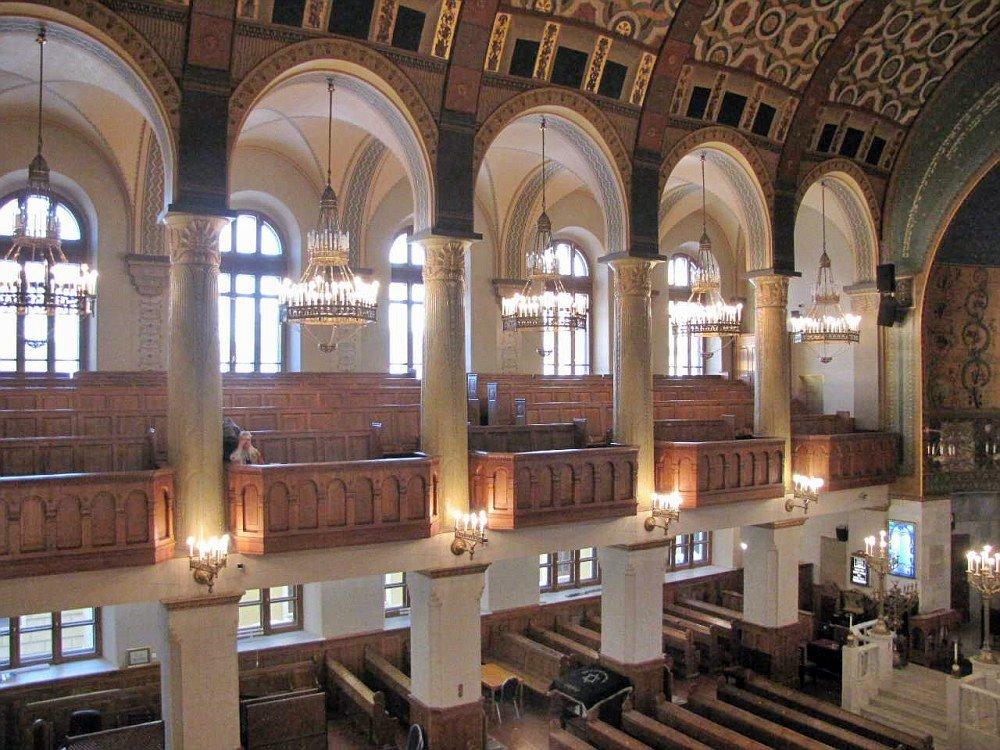 Московская хоральная синагога (Москва)