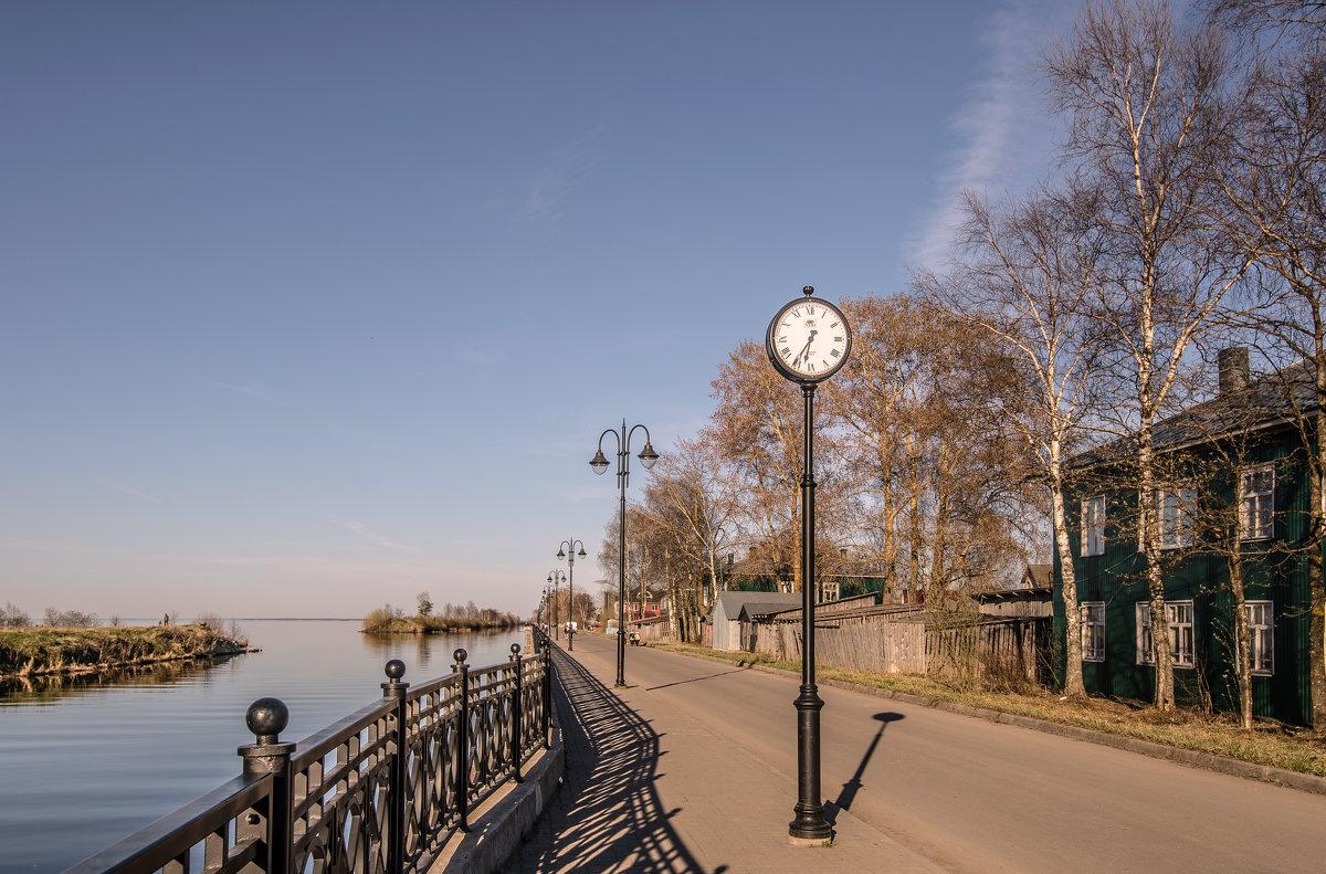 Набережная (Белозерск)