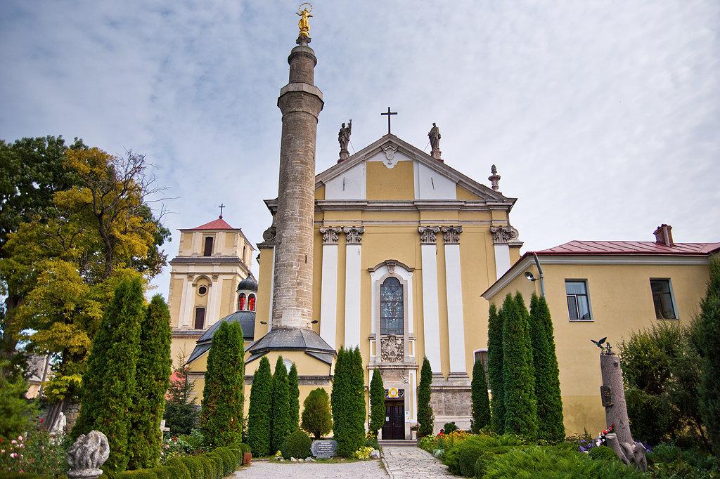 Кафедральный собор Петра и Павла (Каменец-Подольский)