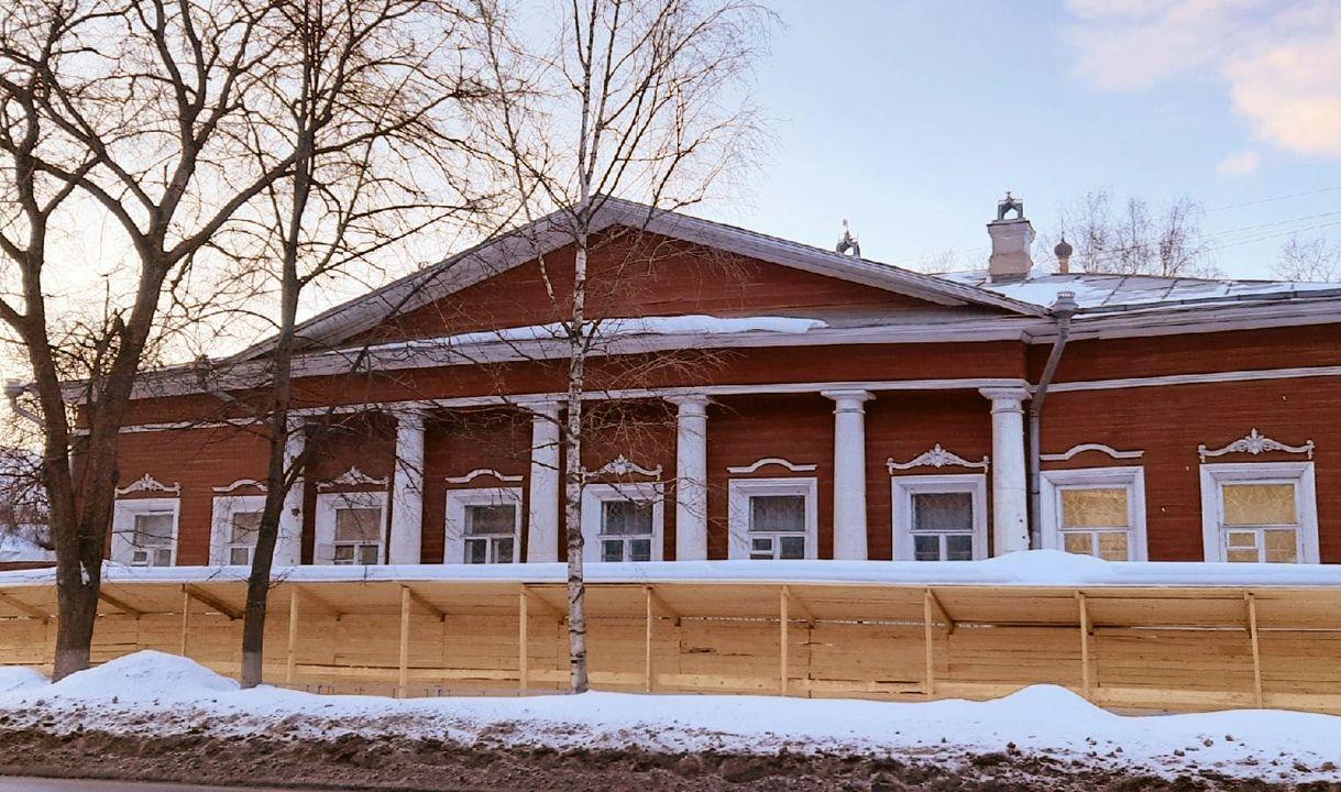 Дом городского главы Волкова (Вологда)