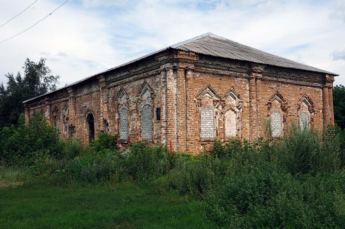 Палаты гетмана Мазепы (Рыльск)