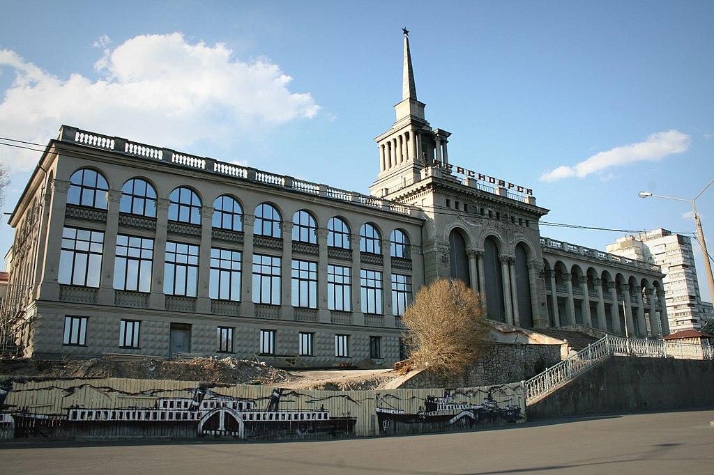 Речной вокзал «Красноярск» (Красноярск)