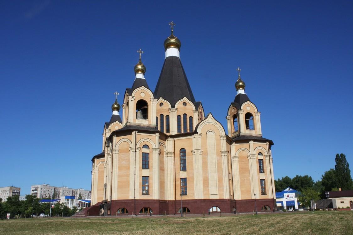 Собор иконы Божией Матери «Всех скорбящих Радость» (Десногорск) (Смоленская область)