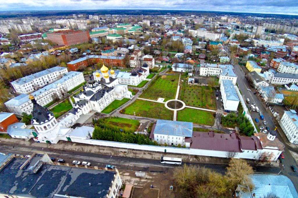 Богоявленский Анастасиин монастырь (Кострома)