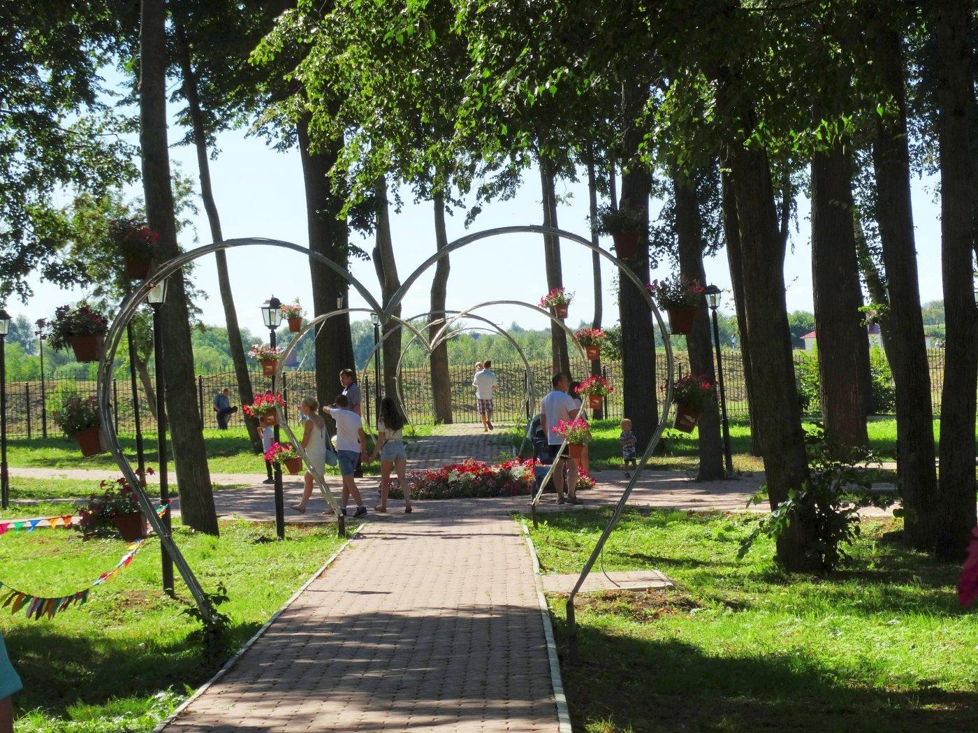 Городской парк (Суздаль)
