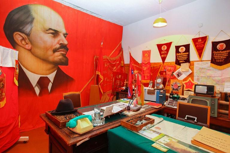 Музей «Русь советская» (Пошехонье)