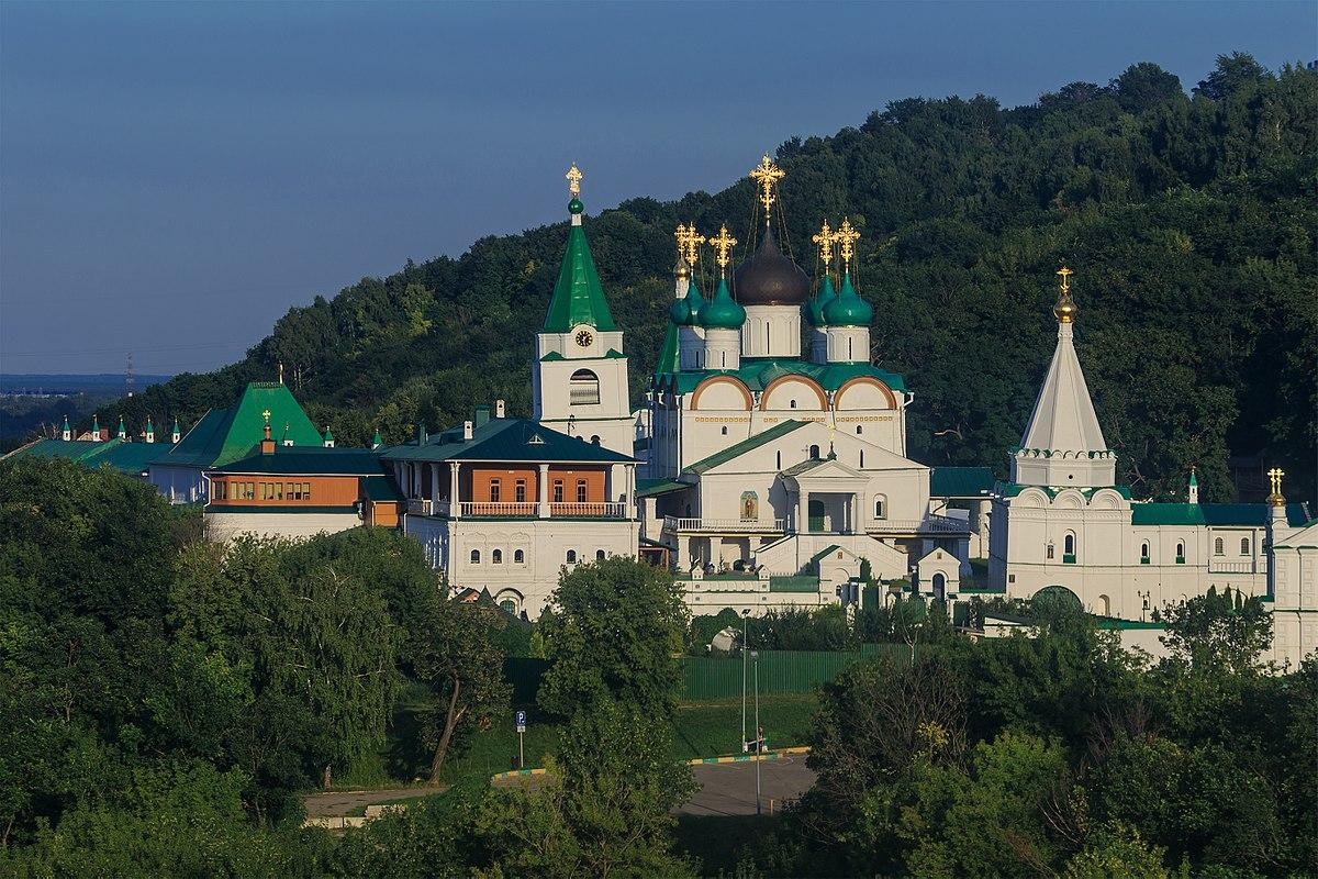 Спасо-Преображенская церковь в Старых Печёрах (Нижний Новгород)