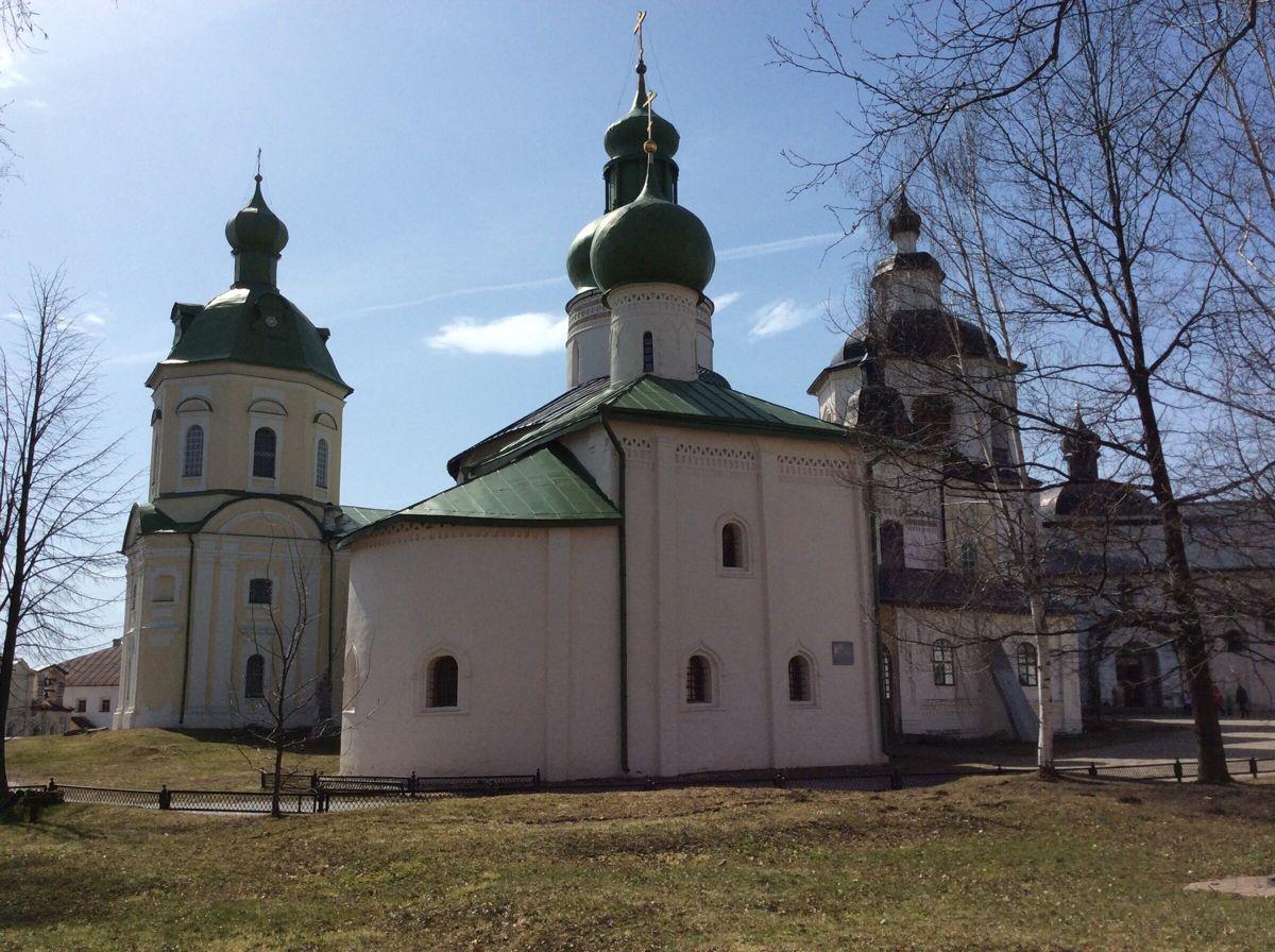 Успенская церковь (Белозерск)