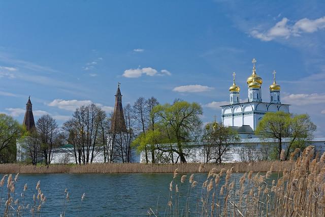 Иосифо-Волоцкий монастырь (Волоколамск)