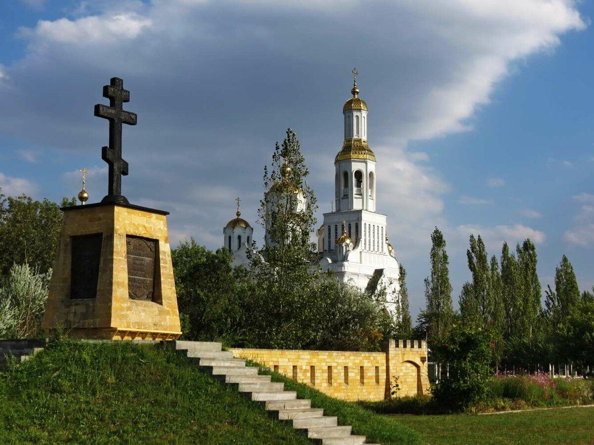 Кафедральный собор Покрова Пресвятой Богородицы (Невинномысск)