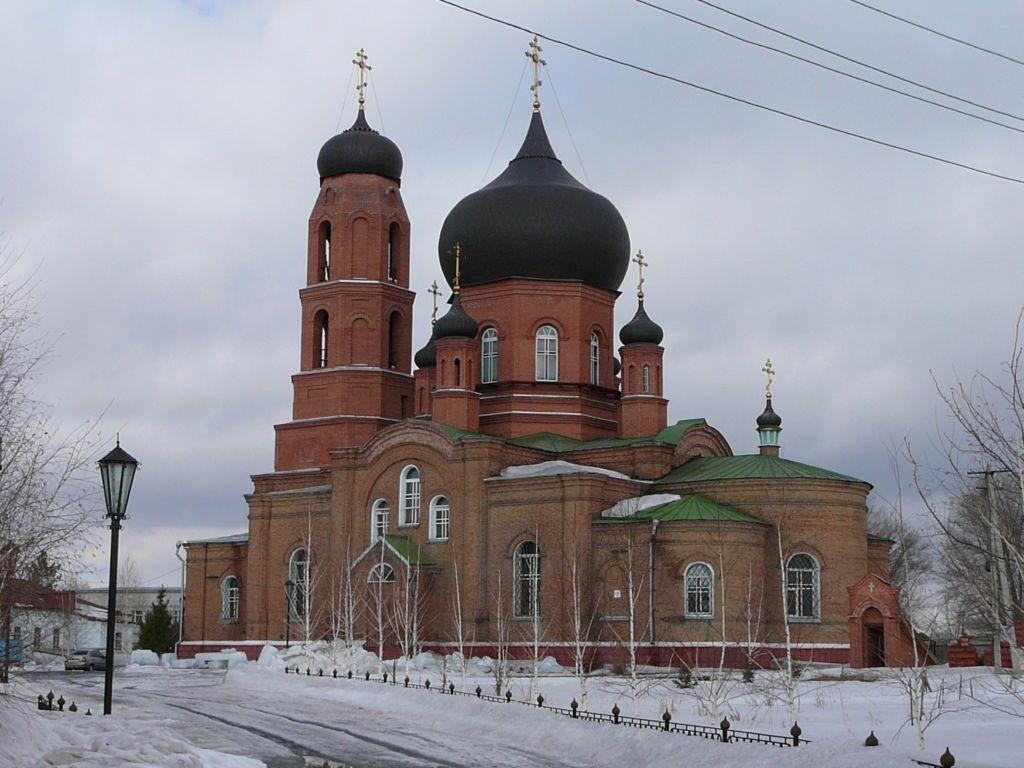 Покровский женский монастырь (Орск)