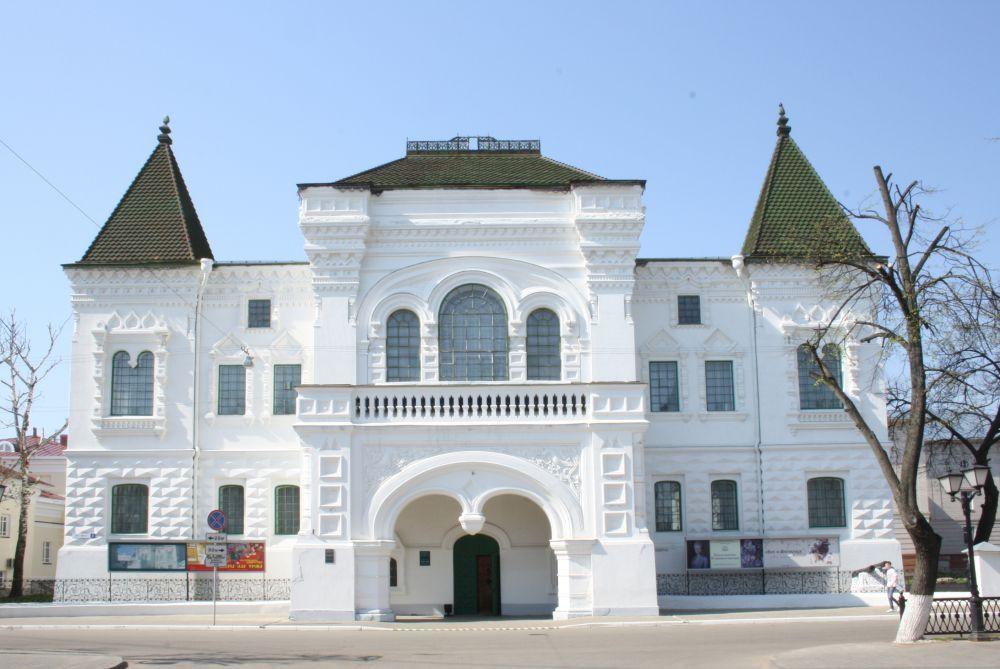 Историко-архитектурный и художественный музей-заповедник (Кострома)