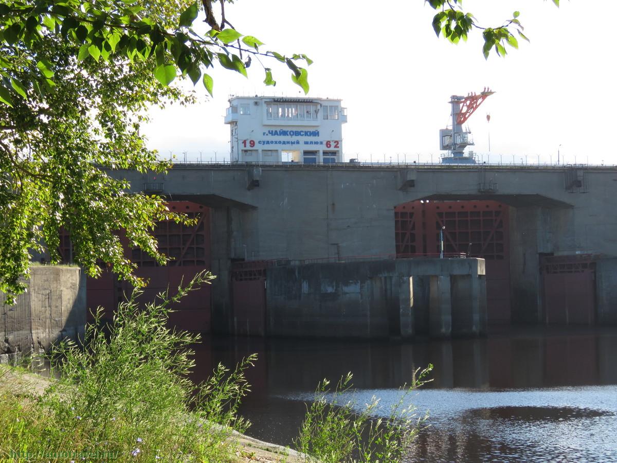 Воткинская ГЭС (Чайковский)