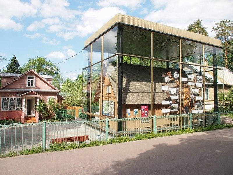 Музей «Сарай Н. А. Емельянова» (Сестрорецк)