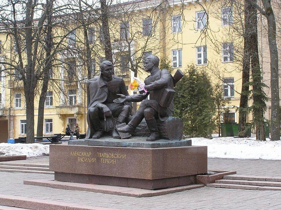 желая памятник василию теркину в смоленске фото главном танцполе россии