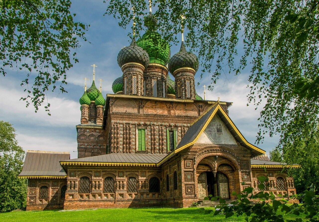 Церковь Иоанна Предтечи (Ярославль)