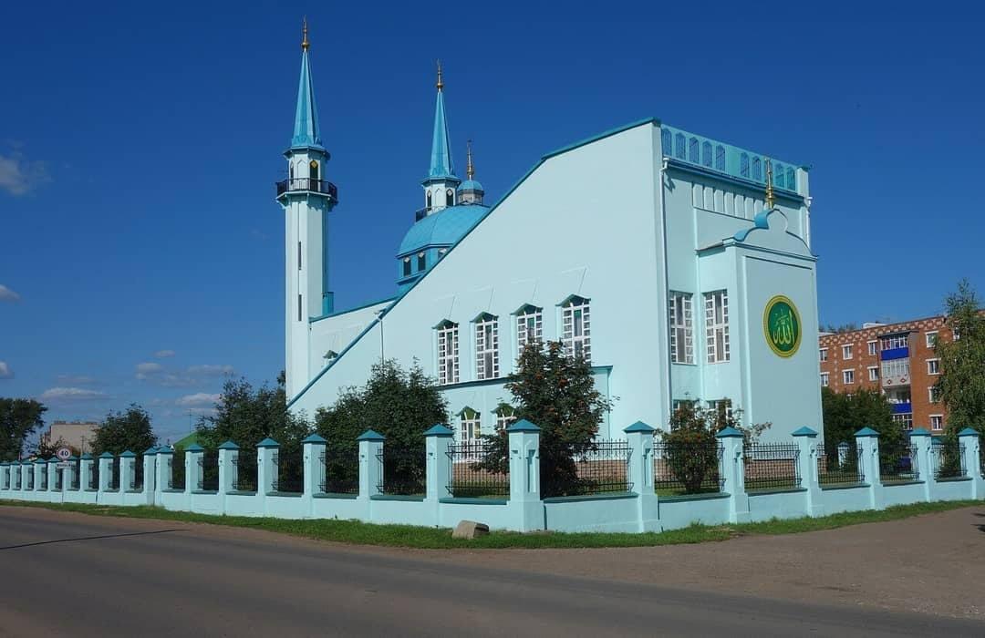 Мечеть Ихлас (Чистополь)