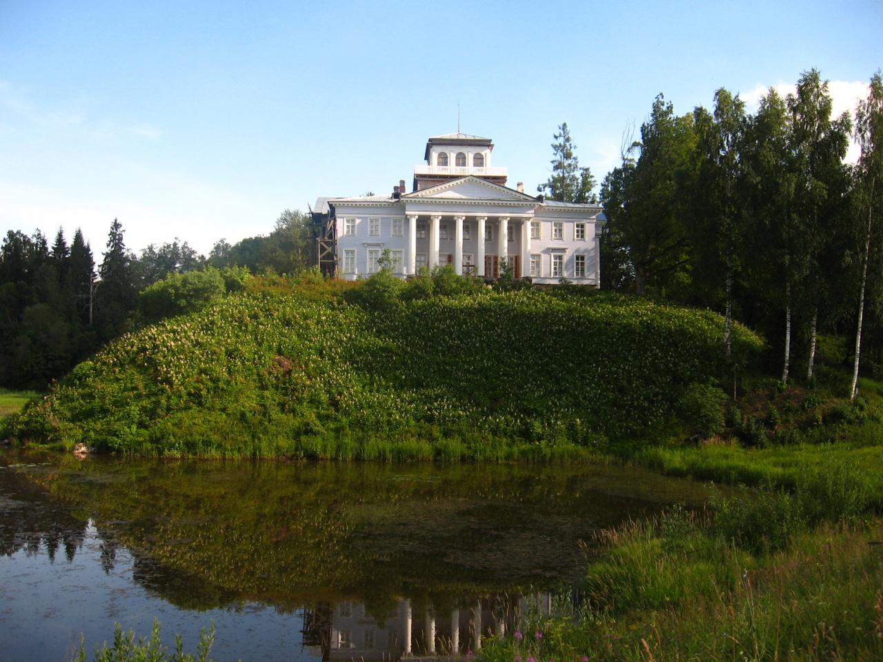 Музей-усадьба «Рождествено» (Гатчина)