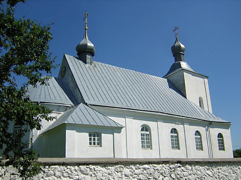 Церковь Троицы Живоначальной (Подороск) (Волковыск)