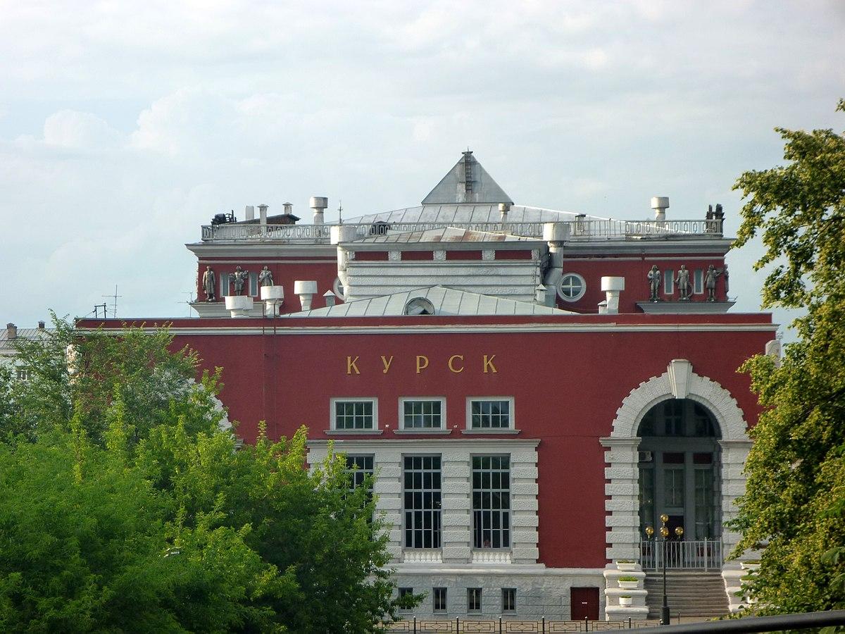 Музей истории локомотивного депо (Курск)