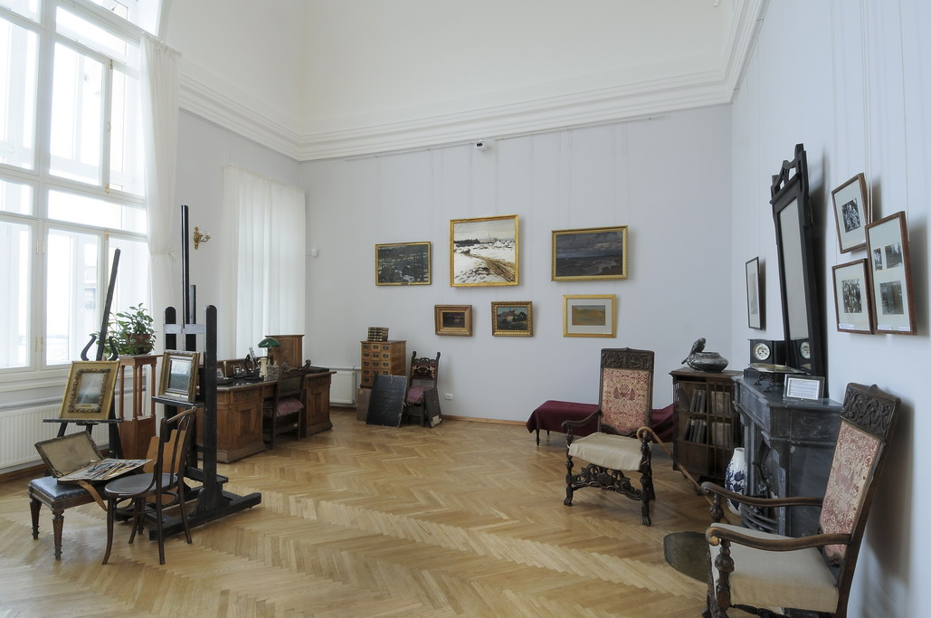 Музей-квартира А. И. Куинджи (Санкт-Петербург)