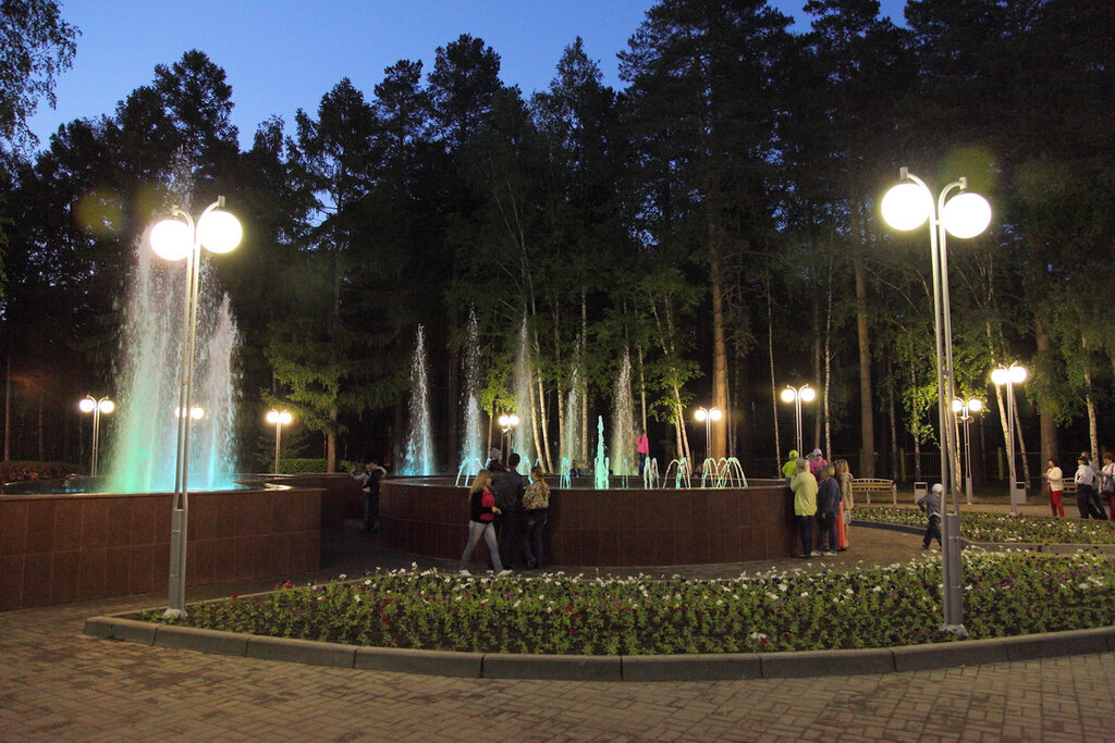 Северский природный парк (Томская область)