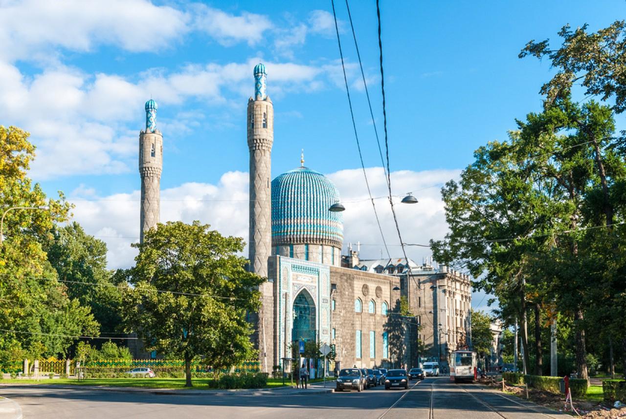 Соборная мечеть (Санкт-Петербург)
