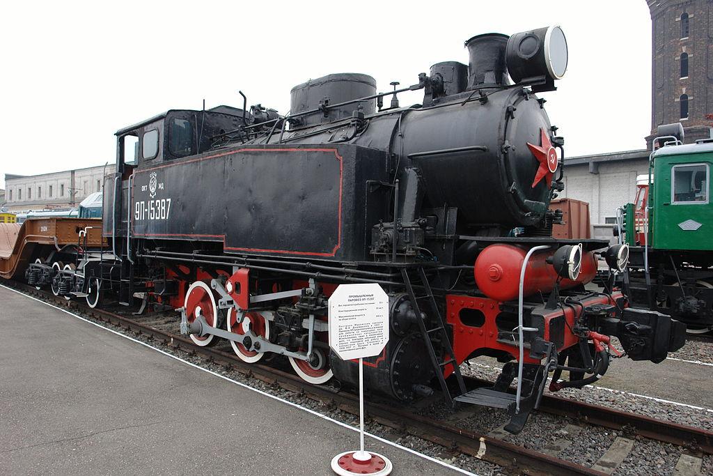 Музей локомотивного депо «Дно» (Дно)