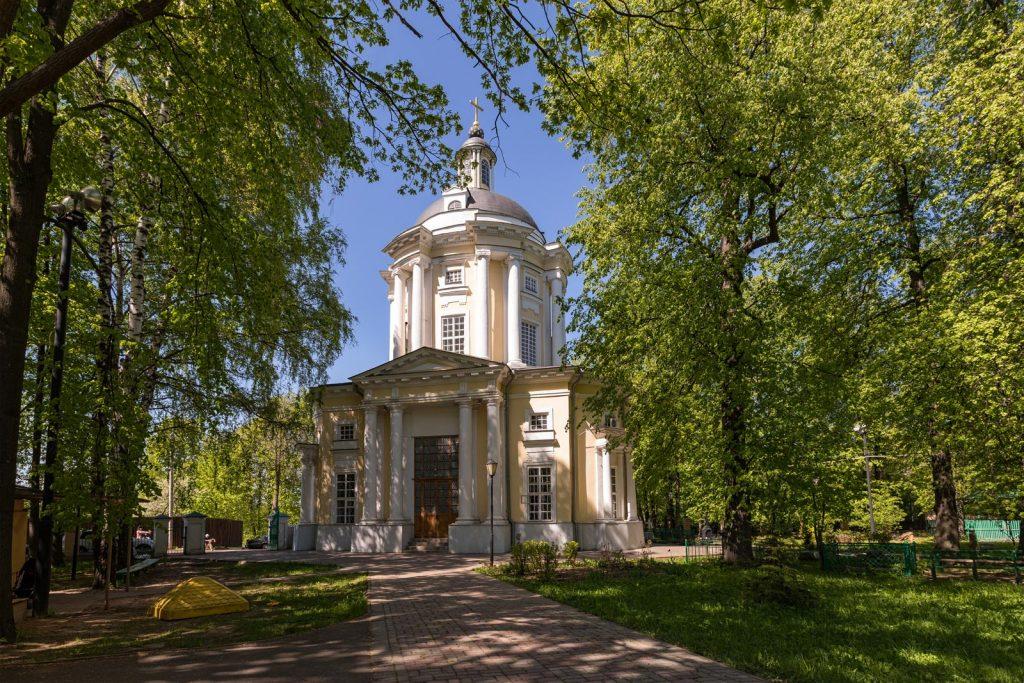 Церковь Владимирской Божьей Матери (Долгопрудный)