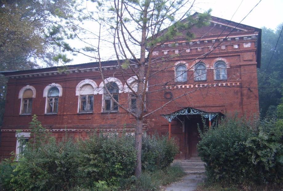 Дом купца Окунёва (Плавск)