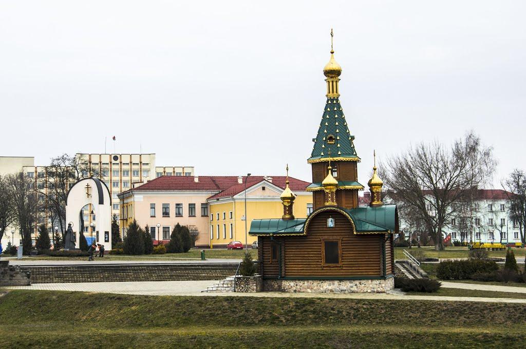 Варваринская часовня (Слуцк)