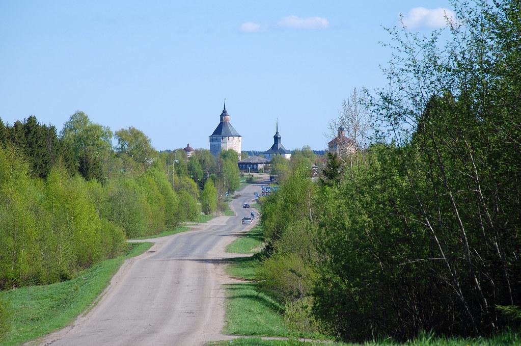 Кирилло-Белозерский монастырь (Кириллов)