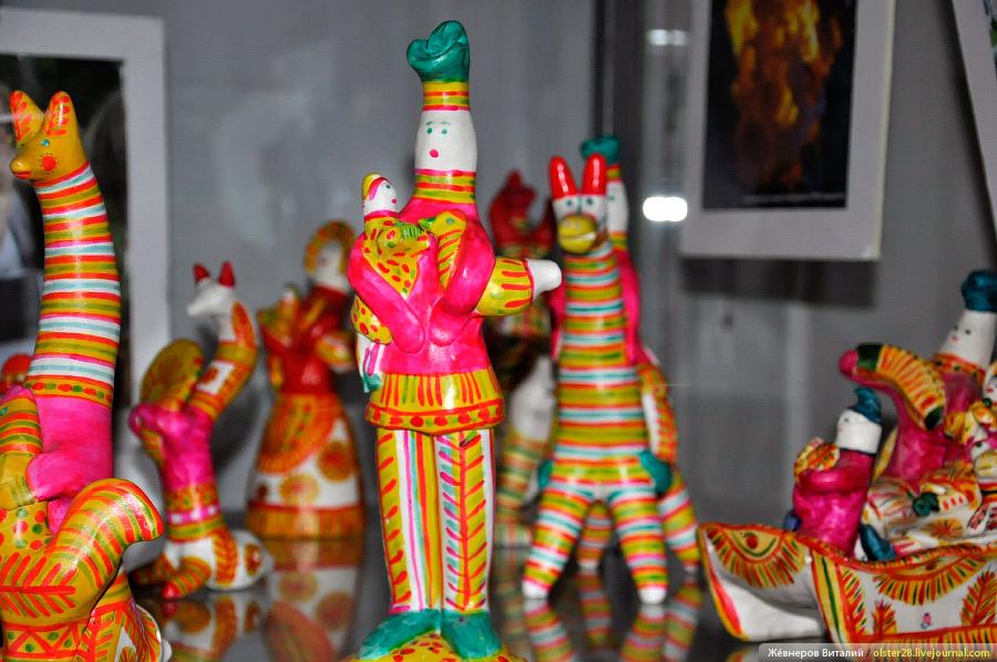 Музей Филимоновской игрушки (Одоев)