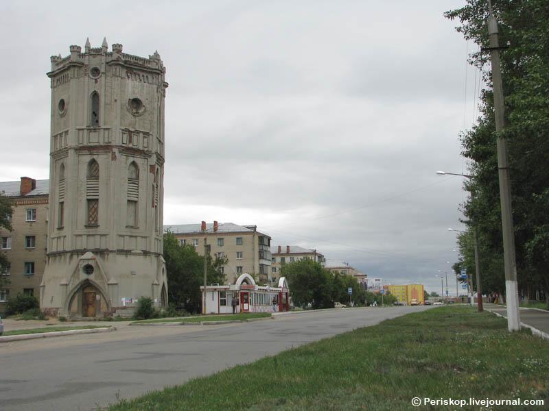 Водонапорная башня (Троицк)