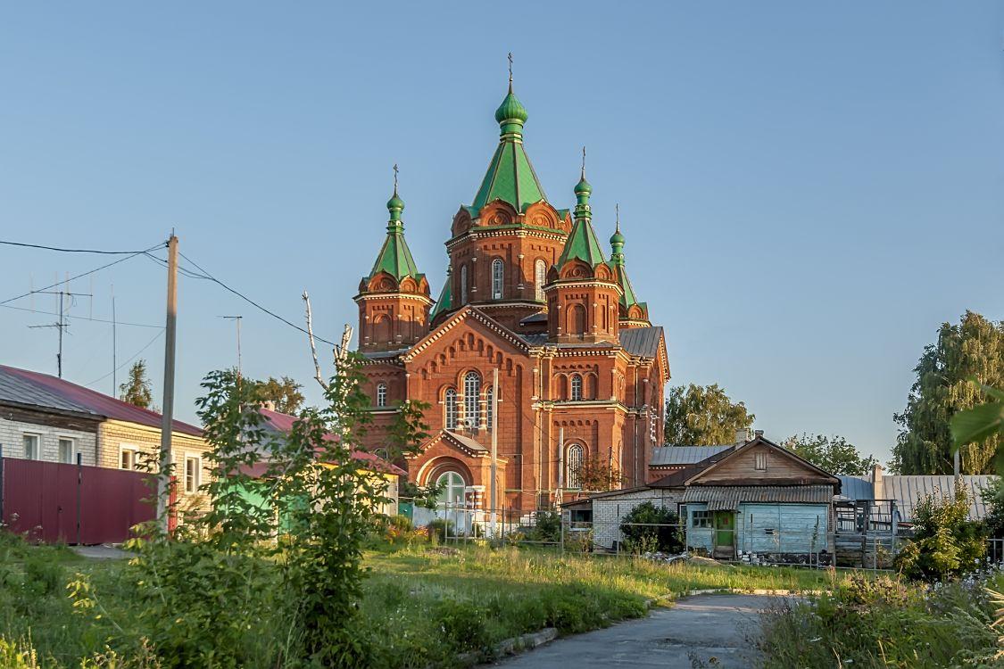 Троицкая церковь (Задонск)