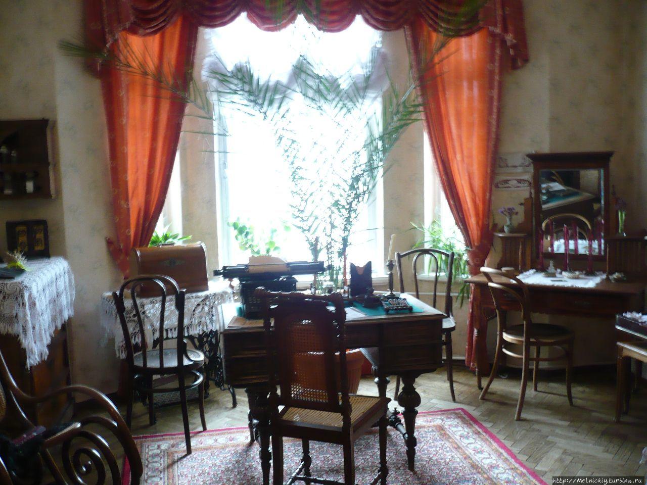Музей-квартира Елизаровых (Санкт-Петербург)